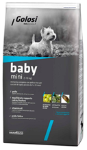 Заказать Golosi Puppy Baby Mini / Сухой корм для Щенков Мелких пород Курица рис по цене 630 руб