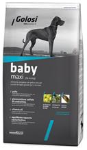 Golosi Puppy Baby Maxi / Сухой корм Голоси для Щенков Крупных пород Курица рис