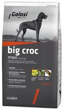 Golosi Big Croc Maxi / Сухой корм Голоси для собак Крупных пород Индейка рис