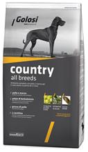 Golosi Country All breeds / Сухой корм Голоси для собак всех пород Курица Говядина