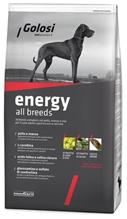 Golosi Energy All breeds / Сухой корм Голоси для собак всех пород Курица Говядина рис