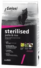 Golosi Sterilised Курица / Сухой корм Голоси для Стерилизованных кошек