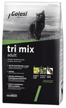 Golosi Tri Mix Adult / Сухой корм Голоси для взрослых кошек