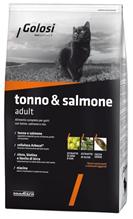 Golosi Tonno & Salmone Adult / Сухой корм Голоси для взрослых кошек Тунец Лосось