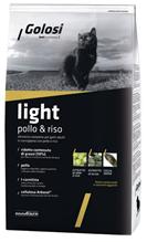 Заказать Golosi Light Pollo & Riso / Сухой корм для кошек Низкокалорийный по цене 240 руб