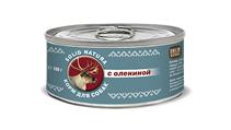 Заказать Solid Natura / Консервы Беззерновые для собак Оленина Цена за упаковку по цене 1310 руб