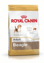 Royal Canin Breed dog Beagle Adult / Сухой корм Роял Канин для взрослых и стареющих собак породы Бигль старше 12 месяцев