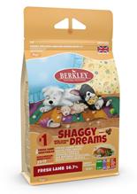 Berkley Small Puppy №1 Shaggy Dreams Lamb / Сухой Монопротеиновый Беззерновой корм Беркли для Щенков Мелких пород Ягненок с Овощами Фруктами и Ягодами