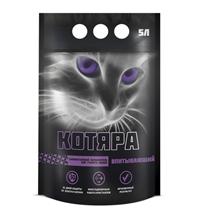 Заказать Котяра Наполнитель для кошачьего туалета Силикагелевый по цене 450 руб