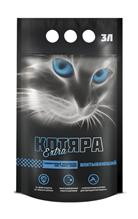 Заказать Котяра Наполнитель для кошачьего туалета Силикагелевый Extra по цене 440 руб