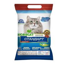 Homecat / Комкующийся наполнитель Хоумкэт Эколайн для кошачьего туалета Стандарт