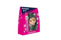 Заказать EUK Dog / Новогодний набор паучи для взрослых собак Цена за набор по цене 170 руб
