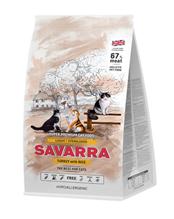 Savarra Light Sterilized Turkey / Сухой Гипоаллергенный корм Саварра для взрослых кошек с Избыточным весом и Стерилизованных Индейка рис