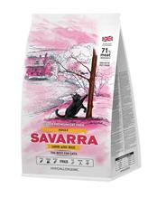 Savarra Adult Lamb / Сухой Гипоаллергенный корм Саварра для взрослых кошек Ягненок рис