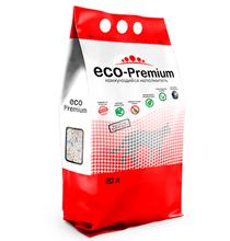 Eco Premium Blue / Наполнитель Эко Премиум Блю для кошачьего туалета Древесный Сосна Без ароматизатора