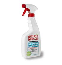 Natures Miracle ENM5558 / Средство для уничтожения пятен и запахов, не позволяющее животным вновь испачкать обработанное место, 8in1 NM NO MORE MARKING TRIG Spray, 24OZ