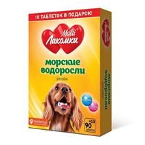 Multi Лакомки / Витаминное лакомство Мульти Лакомки для собак Морские водоросли