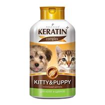 Rolf Club Keratin+ Kitty & Puppy / Питательный шампунь Рольф Клуб Кератин+ для Котят и Щенков