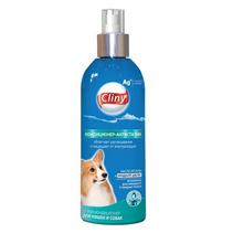 Cliny / Кондиционер-антистатик Клини для кошек и собак Спрей