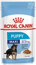 Заказать Royal Canin Maxi Puppy / Влажный корм (Паучи) Роял Канин Макси Паппи для Щенков Крупных пород в возрасте от 2 до 15 месяцев (Цена за упаковку) по цене 190 руб