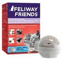 Ceva Feliway Friends / Корректор поведения Сева Феливей Френдс для кошек Диффузор + флакон 48мл