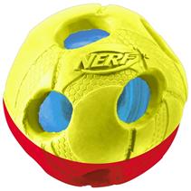 Заказать Nerf Dog / Мяч Светящийся двухцветный (цвета в ассортименте) по цене 450 руб