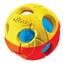 Заказать Nerf Dog / Мяч Светящийся двухцветный (цвета в ассортименте) по цене 540 руб