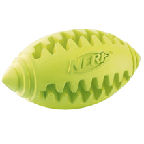 Заказать Nerf Dog / Мяч для Регби рифленый по цене 260 руб