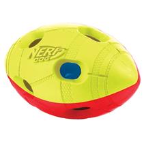 Nerf Dog / Мяч Нёрф Дог Гандбольный светящийся двухцветный (цвета в ассортименте)