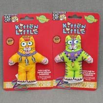 """Fat Cat Kitten Little Toy / Игрушка Фэт Кэт мягкая для кошек """"Маленький котенок"""""""