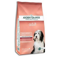 Arden Grange Adult Salmon & Rice / Сухой корм Ардэн Грэндж для собак Лосось и Рис