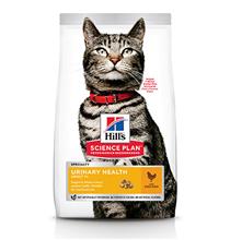 Hills Science Plan Urinary Health Sterilised Chicken / Сухой корм Хиллс для взрослых Стерилизованных кошек склонных к МКБ Курица