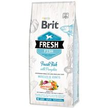 Brit Fresh Adult Large Fish with Pumpkin / Сухой корм Брит для взрослых собак Крупных пород Рыба тыква