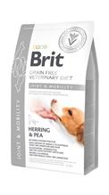 Brit Veterinary Diet Grain Free Mobility / Ветеринарный сухой Беззерновой корм Брит для собак при заболеваниях Суставов и Опорно-двигательного аппарата