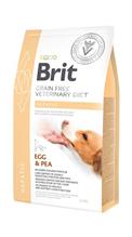 Brit Veterinary Diet Grain Free Hepatic / Ветеринарный сухой Беззерновой корм Брит для собак при Печеночной недостаточности