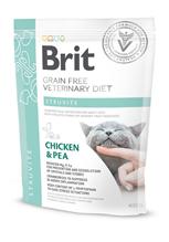 Brit Veterinary Diet Grain free Struvite / Ветеринарный сухой Беззерновой корм Брит для кошек при Струвитном типе МКБ