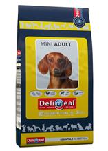 Delimeal Essentials Mini Adult / Сухой корм Делимил для взрослых собак Мелких и Миниатюрных пород Курица