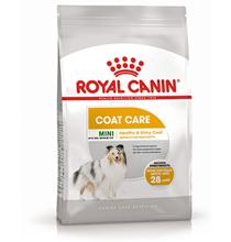 Royal Canin Mini Coat Care / Сухой корм Роял Канин Мини Коат Кеа для собак Мелких пород весом до 10 кг Здоровая и блестящая шерсть