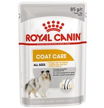 Royal Canin Coat Care / Влажный корм (паштет) Роял Канин Коат Кеа для собак всех размеров Поддержание здоровья и блеска шерсти (цена за упаковку)