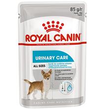 Royal Canin Urinary Care / Влажный корм (паштет) Роял Канин Уринари Кэа для собак всех размеров с Чувствительной Мочевыделительной системой (цена за упаковку)
