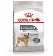 Royal Canin Mini Dental Care / Сухой корм Роял Канин Мини Дентал Кэа для собак Мелких пород весом до 10 кг Уменьшает образование зубного камня