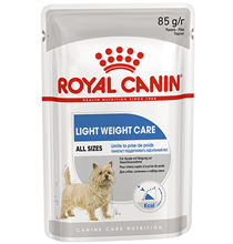 Royal Canin Light Weight Care / Влажный корм (паштет) Роял Канин Лайт Вейт Кэа для собак всех размеров Низкокалорийный (цена за упаковку)