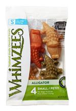 Whimzees Alligator / Лакомство Вимзис для собак Крокодильчик