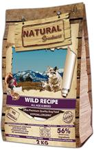 Natural Greatness Wild Recipe / Сухой Гипоаллергенный корм Нэчерал Грейтнес для собак