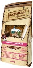Natural Greatness Sensitive Indoor / Сухой Гипоаллергенный корм Нэчерал Грейтнес для взрослых кошек Домашнего содержания