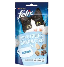 Felix Хрустящее лакомство / Лакомство Феликс Молоко