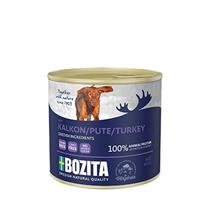 Bozita Turkey / Консервы Бозита для собак Мясной паштет Индейка (цена за упаковку)