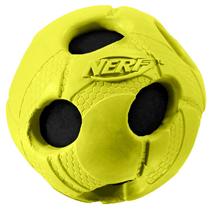 Nerf Dog / Игрушка Нёрф Дог для собак Мяч с отверстиями