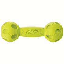 Nerf Dog / Игрушка Нёрф Дог для собак Гантель пищащая