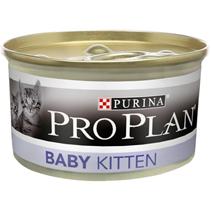 Purina Pro Plan Cat Baby Kitten / Консервы Пурина Про План для Котят Курица (цена за упаковку)